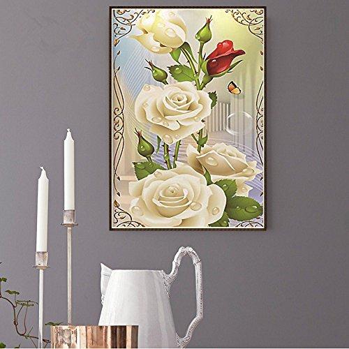 Fasclot 5D Embroidery Paintings Rhinestone Pasted DIY Diamond Painting Cross Stitch Home & Garden Diamond Painting