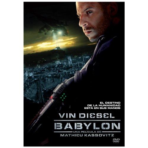 Babylon A.D. (Import Dvd) (2012) Diesel,Vin; Yeoh, Michelle; Kassovitz, Mathieu