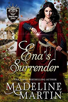 Ena's Surrender: Prequel to the Borderland Ladies Series by [Madeline Martin]