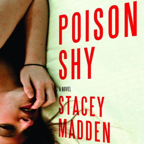 Poison Shy audiobook cover art