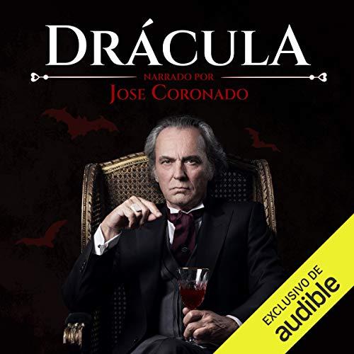 Diseño de la portada del título Drácula