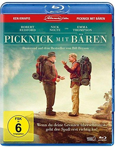 Picknick mit Bären [Blu-ray]