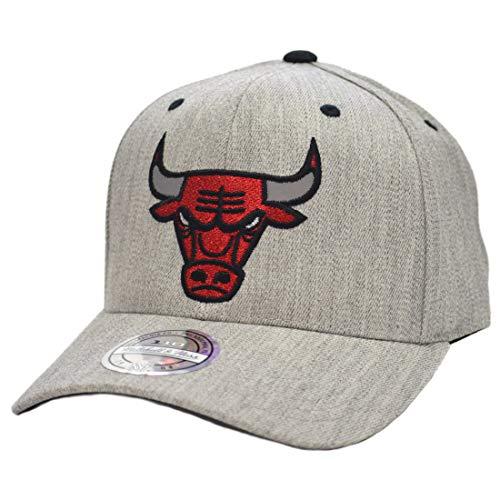 Mitchell & Ness NBA Team Reflective 110 Snapback Chicago Bulls Grey