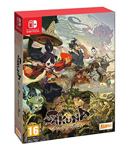 Sakuna: Of Rice and Ruin Golden Harvest Limited...