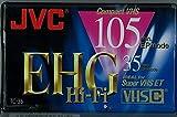 JVC Compact VHS Tape Hi-Fi TC-35 EHG VHS-C