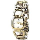 Gucci YA125513 - Reloj para Mujeres, Correa de Acero Inoxidable Color Dorado