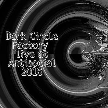 Live at Antisocial 2016