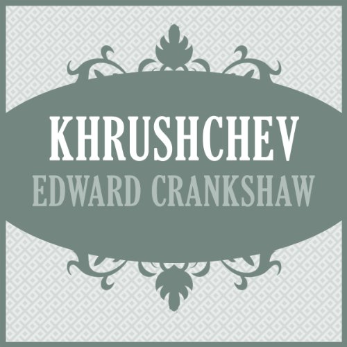 Khrushchev audiobook cover art