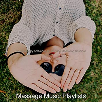 Contemporary Ambiance for Morning Meditation Sessions
