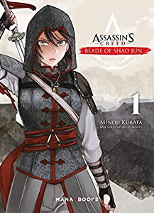 Assassin's Creed : Blade of Shao Jun Edition simple Tome 1