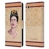 Head Case Designs Offizielle Frida Kahlo Gelb Portrait