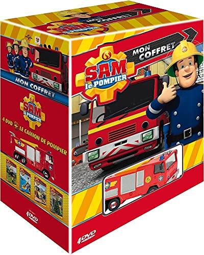 Sam Le Pompier, Mon Coffret 4 [Édition limitée-DVD + Jouet]