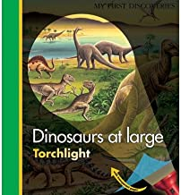 Dinosaurs at Large (My First Discoveries Torchlight) (Spiral bound) - Common