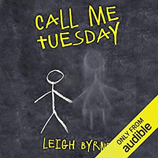 Call Me Tuesday audiobook cover art