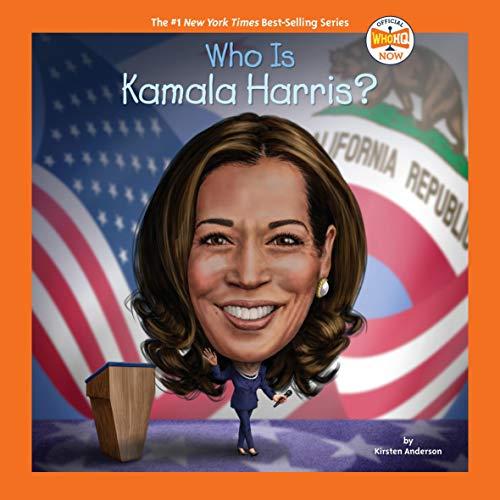 Who Is Kamala Harris? cover art