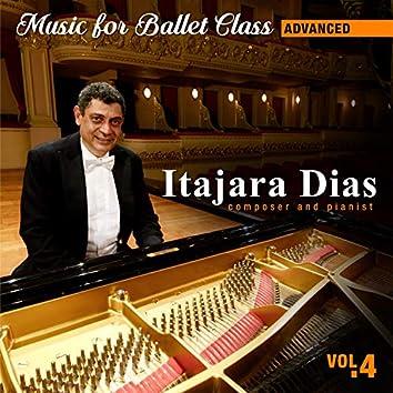 Music for Ballet Class - Advanced, Vol.4