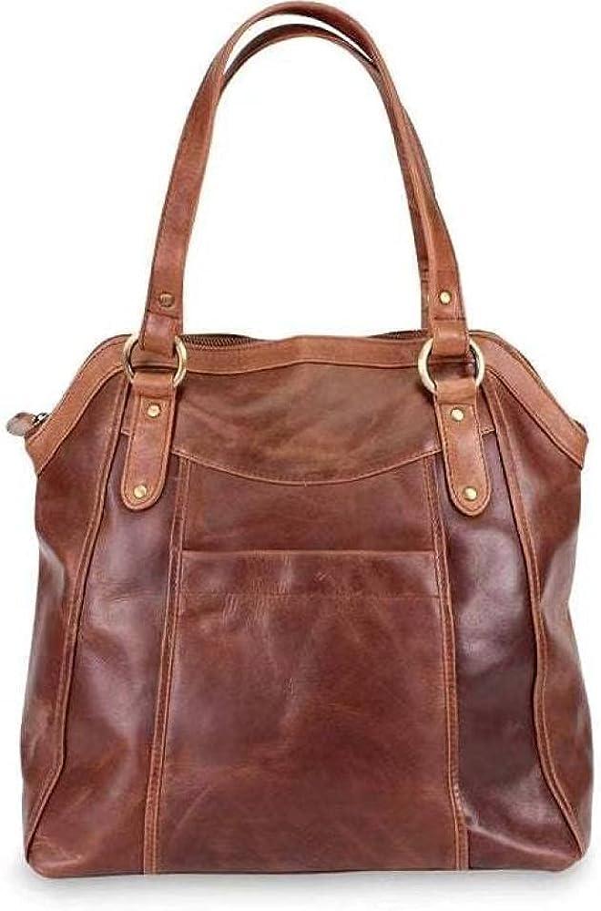 Ladies casual soft leather shoulder bag la overseas retro multifunctional quality assurance