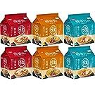 日清ラ王 袋めん 5食パック 醤油・味噌・柚子しお 3種各2個セット(合計30食)
