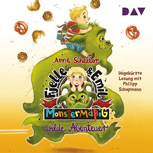 Monstermäßig wilde Abenteuer cover art