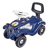 BIG Spielwarenfabrik 800056119 - BIG-Bobby-Car-Classic Moonwalker Lauflernwagen, Rutschfahrzeug, Rutschauto, ab 1 Jahr