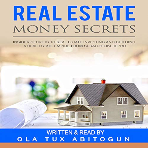 Real Estate Money Secrets audiobook cover art