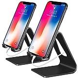 COOLOO Support Téléphone, Lot de 2, Compatible Phone Support de Bureau Dock pour Tablette...