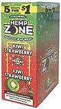 Hemp Zone Cigar Wraps (Kiwi Strawberry)