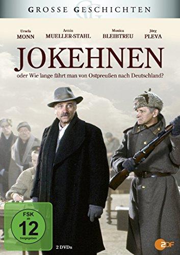 Jokehnen oder Wie lange fährt man von Ostpreußen nach Deutschland? (Große Geschichten) [2 DVDs]