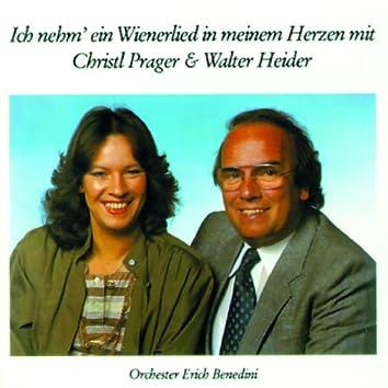 Ich nehm´ ein Wienerlied in meinem Herzen mit
