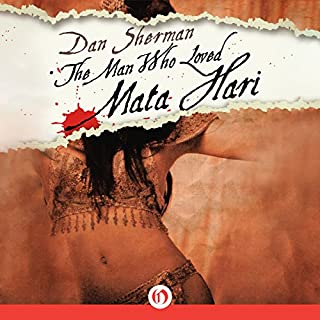 The Man Who Loved Mata Hari cover art