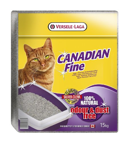 Versele Laga - Litière Pour Chats - Canadian Fine - 15 Kg