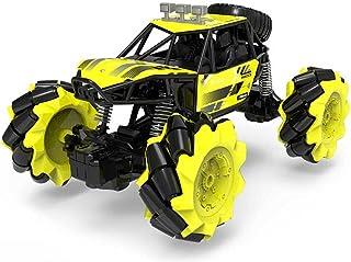 DONGKUI 2.4GRC Auto Klimmen Stunt Vierwielaandrijving RC Buggy Elektrische Drift Traverse Dansen Kinderauto Speelgoed Auto...
