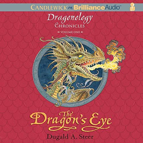 The Dragon's Eye audiobook cover art
