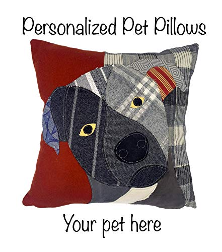 Abstract Art Personalized Pet Pillow