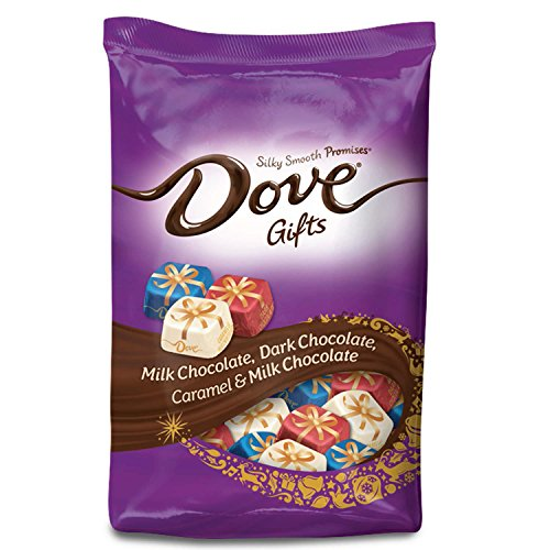 DOVE PROMISES Christmas Gifts Assorted Chocolate Candy 24-Ounce Bag