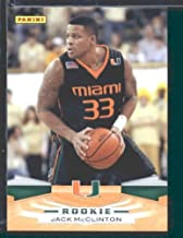 2009 Panini NBA Basketball Card (2009-10) #393 Jack McClinton