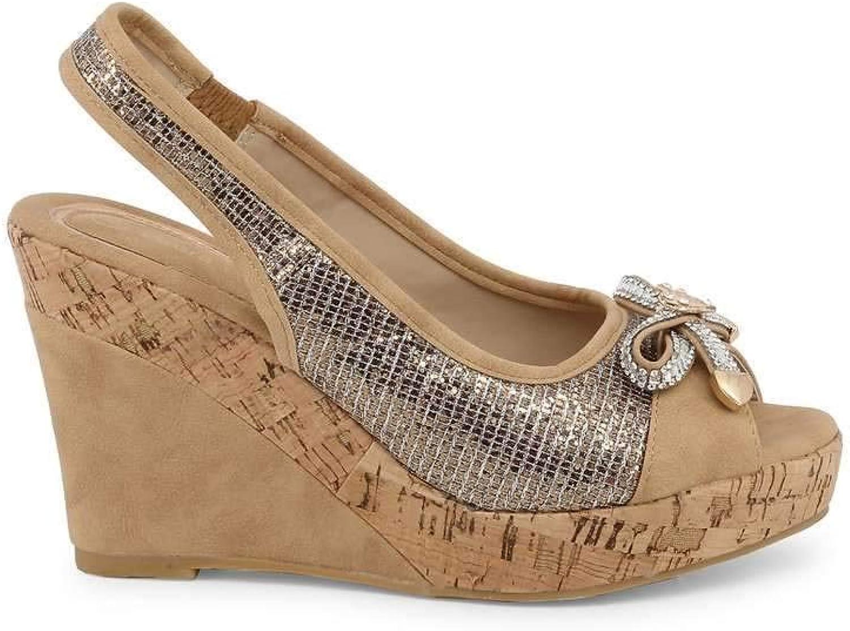 Laura Biagiotti 5605 Women's Wedge shoes