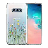 Galaxy S10e Case, Unov Clear with...