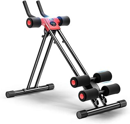 Falt-gewichtstabelle Hantelbank Gewicht Tisch Bankdr/ücken Bank R/ückenlage Fitnessger/äte multifunktionale klappbare Hantelbank Color : Black, Size : 113 * 50 * 55cm