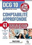 DCG 10 - Comptabilité approfondie - Fiches de révision - Réforme 2019-2020 - Réforme Expertise comptable 2019-2020 (2019-2020)