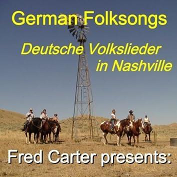 German Folk Songs in Nashville - Deutsche Volkslieder - Gitarre Guitar