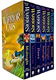 Warrior Cats Series 2: The New Prophecy by Erin Hunter 6 Books Set (Midnight, Moonrise, Dawn, Starlight, Twilight, Sunset) by Erin Hunter (2012-06-06)