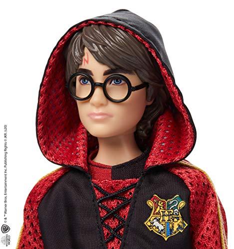 Harry Potter Muñeco Harry de la Colección de Cáliz de Fuego (Mattel Gkt97) 3