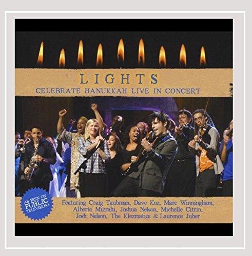 Lights! Celebrate Hanukkah Liv