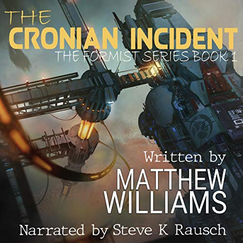 The Cronian Incident cover art