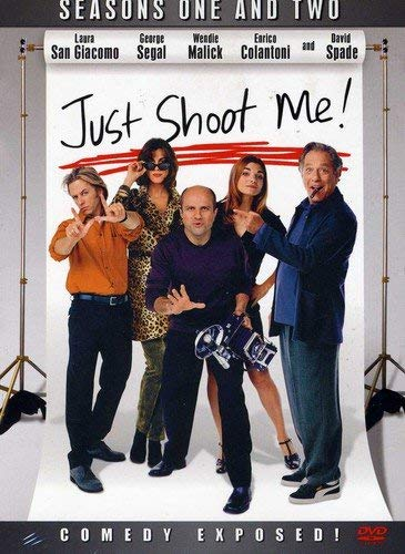 Just Shoot Me: Seasons 1 & 2 [DVD] [1998] [Region 1] [US Import] [NTSC]