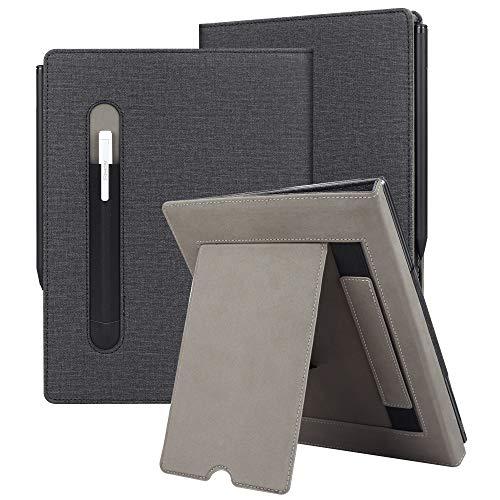 VOVIPO Custodia Folio per cavalletto con Tracolla e Tasca per Stilo per Remarkable 2 10.3 2020 Released Digital Paper(Magnete rimosso)