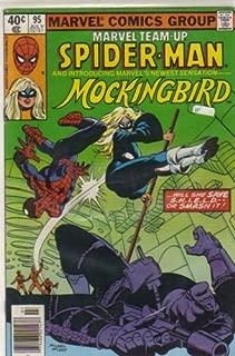 Best spider man mockingbird Reviews