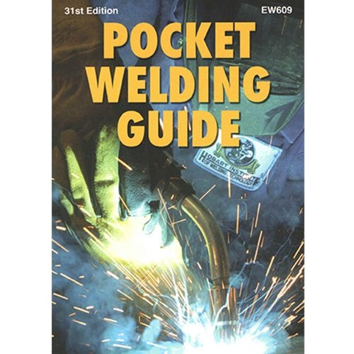 Pocket Welding Guide, 31st Edition