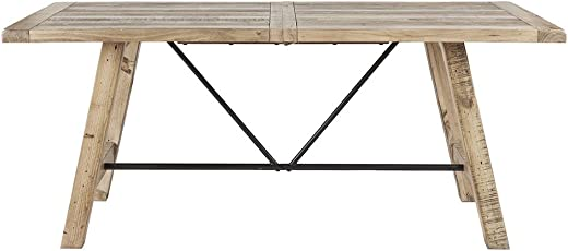 B07BZDNQSG✅Ink+Ivy II121-0311 Sonoma Dining Table